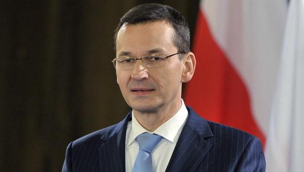 Morawiecki: Chcemy ograniczać oszustwa podatkowe