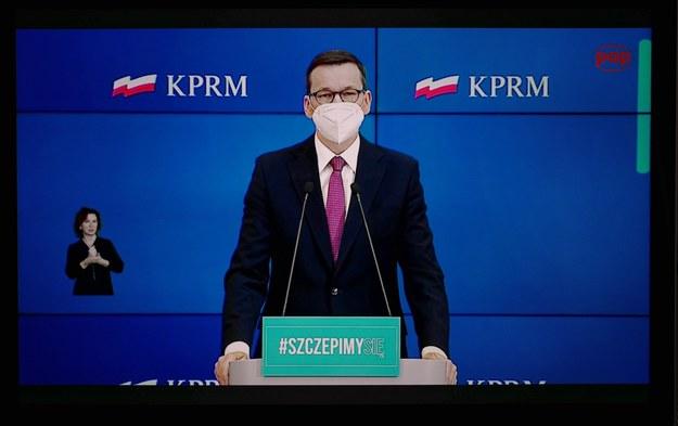 Morawiecki: Chcemy uruchomić kolejne środki do 30 mld zł dla przedsiębiorstw