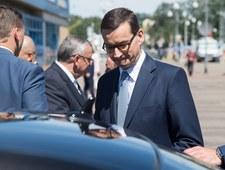 Morawiecki czekał aż dwie godziny w limuzynie na rozmowę z Kaczyńskim?