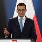 Morawiecki - daliśmy już ponad 100 zł