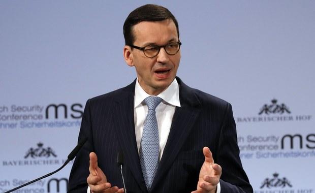 Morawiecki do prezydenta Ukrainy: Ustawa o IPN jest wymierzona w kłamstwo, nie w nasze relacje