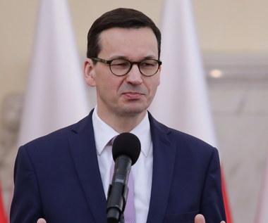Morawiecki: Fuzja Orlenu i Lotosu pomogłaby w ekspansji polskiego kapitału