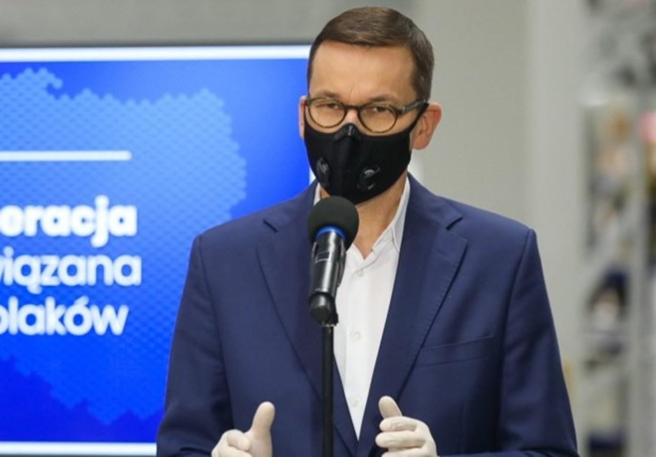 Morawiecki: Intensywnie pracujemy nad narodową strategią szczepień