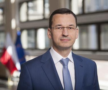 Morawiecki: Jeśli będzie taka potrzeba, RPP zareaguje