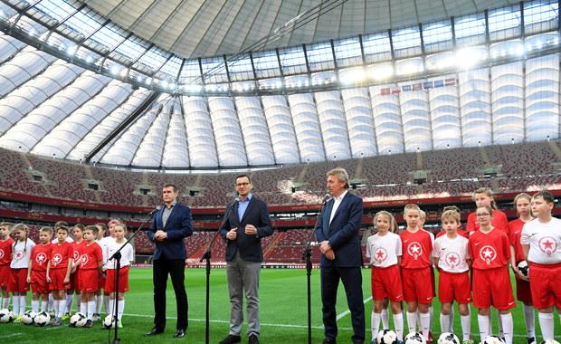 Morawiecki: Jestem przekonany, że za 5-10 lat będziemy osiągać sukcesy w Lidze Mistrzów
