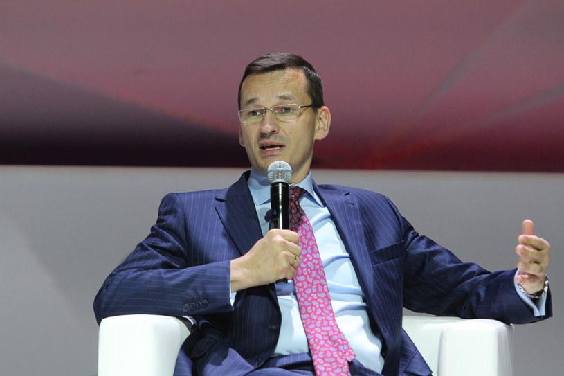 Morawiecki kandydatem na prezydenta Polski /Arkadiusz Gola /East News