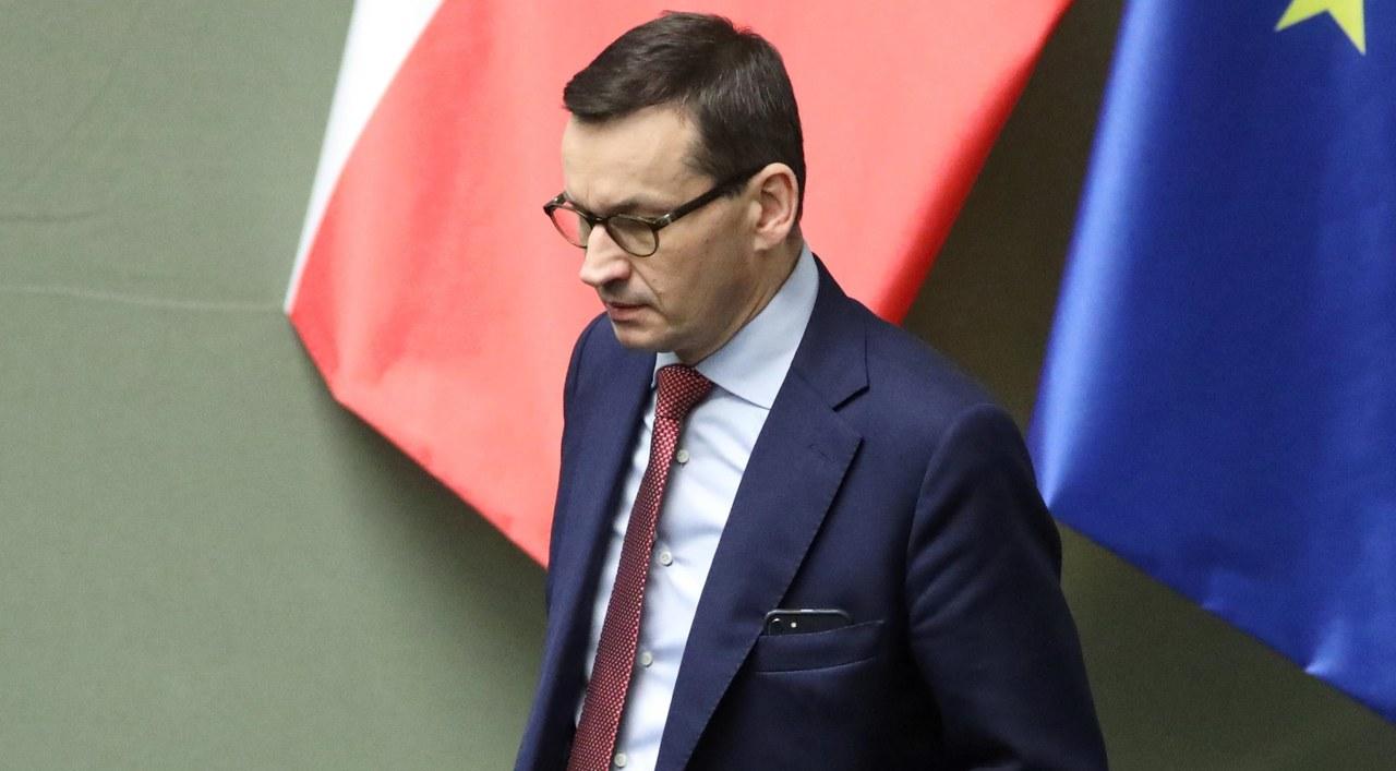 Morawiecki: Kraje V4 zadeklarowały 3 mln euro na opracowanie szczepionki na Covid-19