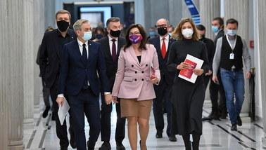 Morawiecki: Lewica postawiła nam trudne, ale cenne warunki