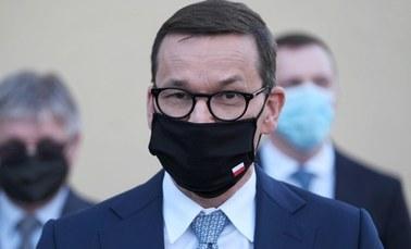 Morawiecki: Myśleliśmy nad innymi zmianami w podatkach. Porozumienie nie zgodziło się