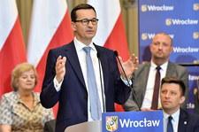 Morawiecki: Nadchodzące wybory są nie mniej ważne niż w roku 1989