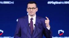 Morawiecki: Nasze reformy były możliwe dzięki naprawie finansów publicznych