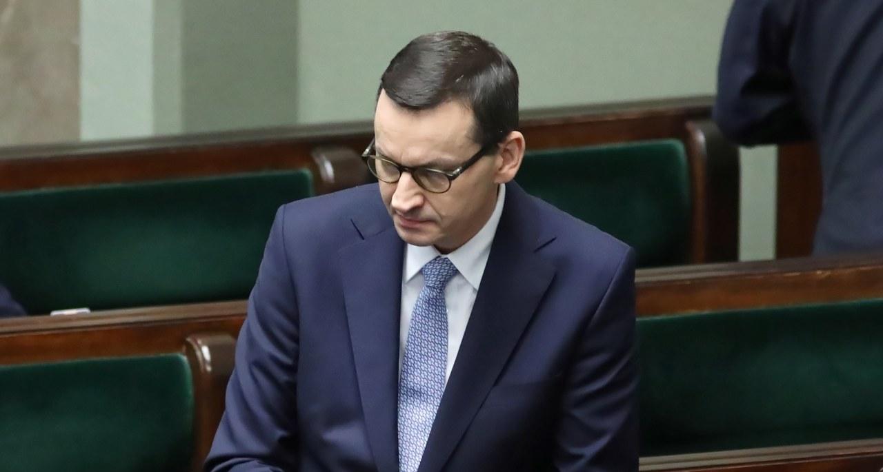 Morawiecki: Nie możemy dopuścić do nakręcenia spirali zwolnień
