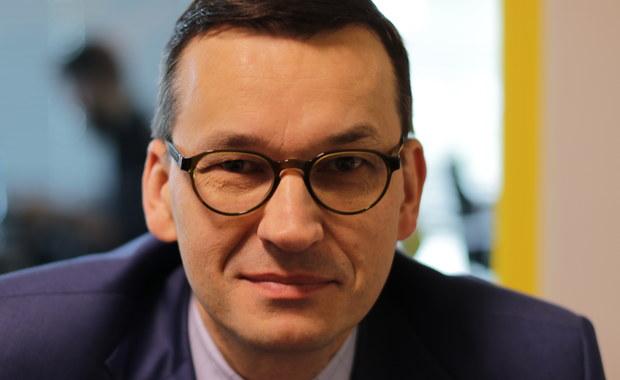 Morawiecki o Berczyńskim: Ani razu nie było go przy negocjacjach ws. caracali