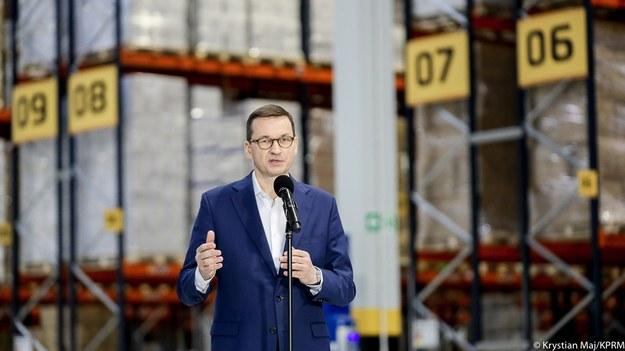 Morawiecki o odmrażaniu gospodarki: W tym tygodniu będziemy chcieli przedstawić kolejne reguły
