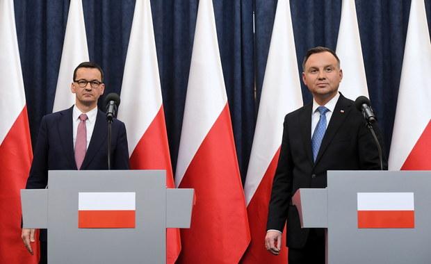 """Morawiecki o ogromnych pieniądzach dla Polski z unijnego Funduszu Odbudowy: """"To efekt twardej polityki negocjacyjnej, żmudnych nocnych rozmów"""""""