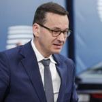 Morawiecki o Rosji w ZPRE: Zachowaliśmy się konstruktywnie