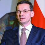 """Morawiecki o stosunkach z USA: """"Jeszcze nigdy nie były tak dobre"""""""