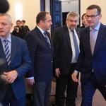Morawiecki ogłasza najlepszy wynik PiS do sejmików w historii