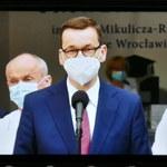 Morawiecki: Opozycja zamiast pomagać, chce sypać piach w tryby