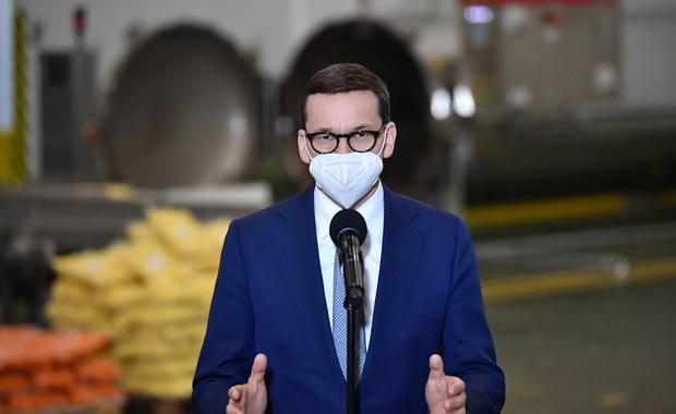 Morawiecki: Porwanie cywilnego samolotu to bezprecedensowy akt państwowego terroryzmu