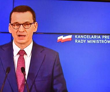Morawiecki: Potrzebujemy nadzwyczajnych działań