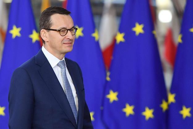 Morawiecki: prosimy o konkrety ws. kosztów energetyki /AFP