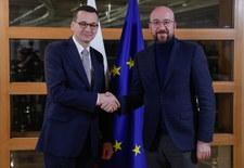 Morawiecki spotkał się z przewodniczącym RE: Polska odegra konstruktywną rolę