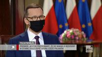 """Morawiecki w """"Gościu Wydarzeń"""" o negocjacjach z Lewicą: Nasze dźwięki są bardzo podobne"""