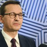 Morawiecki w Brukseli: Negocjacje w sprawie budżetu UE potrwają jeszcze długie miesiące