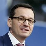 Morawiecki w Davos: Gazowe bezpieczeństwo Polski kluczowe dla całego regionu