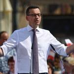 """Morawiecki: Za czasów naszych poprzedników Polska była trochę """"papugą Europy"""""""