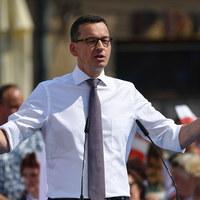 Morawiecki: Za czasów naszych poprzedników Polska była trochę