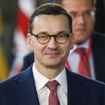 Morawiecki: Za PO państwo było dziurawe jak durszlak