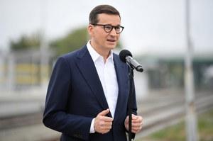 Morawiecki: Zależy nam, aby wszystkie kraje naszego regionu były dobrze skomunikowane