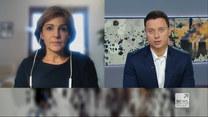 """Morawska-Stanecka w """"Graffiti"""": Musimy cały czas deklarować przywiązanie do wartości europejskich"""