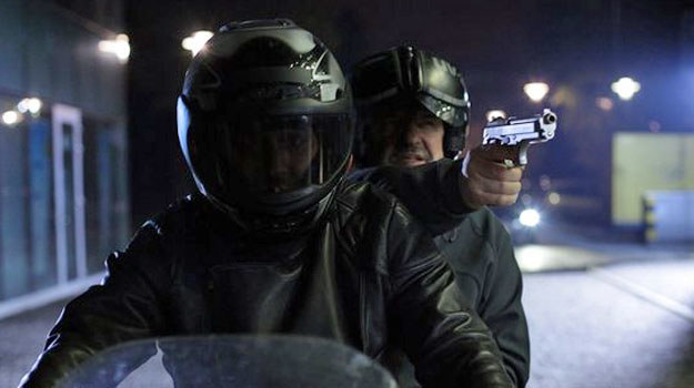 Morderca wynajęty przez mafię chce zabić Chodakowskiego /MTL Maxfilm