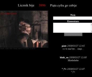 Morderstwo przez internet