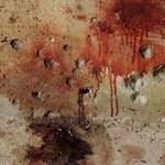 Morderstwo zapisane w ścianie