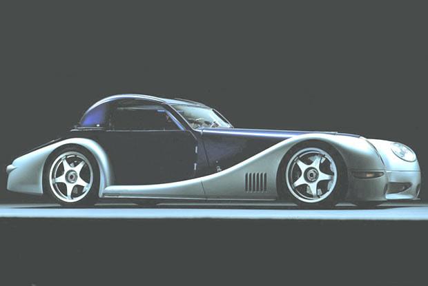 Morgan Aero 8 GT Coupe (kliknij) /INTERIA.PL