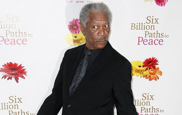 Morgan Freeman, fot. Andrew H. Walker  /Getty Images/Flash Press Media