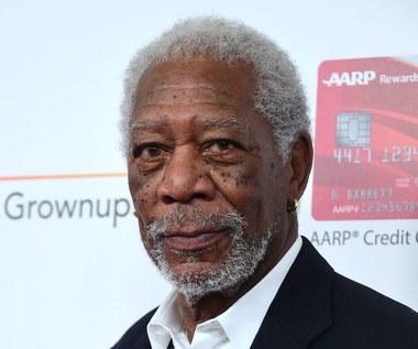Morgan Freeman: Nie atakowałem kobiet