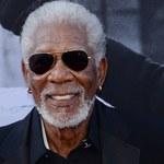 """Morgan Freeman oskarżony o molestowanie. """"Podnosił mi spódnicę, głośno komentował"""""""