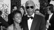 Morgan Freeman w żałobie. Jego wnuczka została zamordowana!