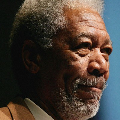 Morgan Freeman /AFP