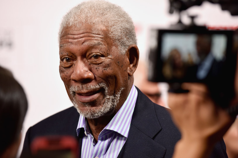 Morgan Freeman /Getty Images