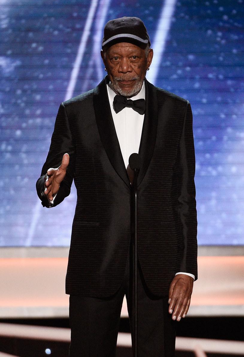 Morgan Freeman /Kevork Djansezian /Getty Images