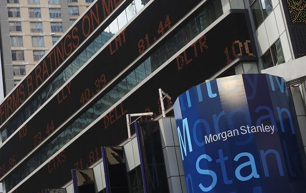 Morgan Stanley obniżył po raz kolejny prognozę wzrostu gospodarczego dla Polski /AFP