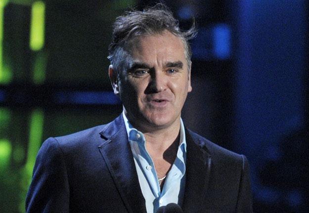 """Morrissey: """"Anglia nie potrzebuje rodziny królewskiej"""" fot. Kevin Winter /Getty Images/Flash Press Media"""