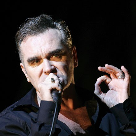 Morrissey fot. Jo Hale /Getty Images/Flash Press Media