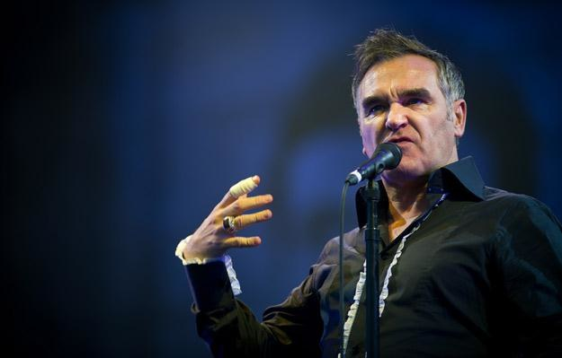 Morrissey znany jest z ciętego języka - fot. Ian Gavan /Getty Images/Flash Press Media